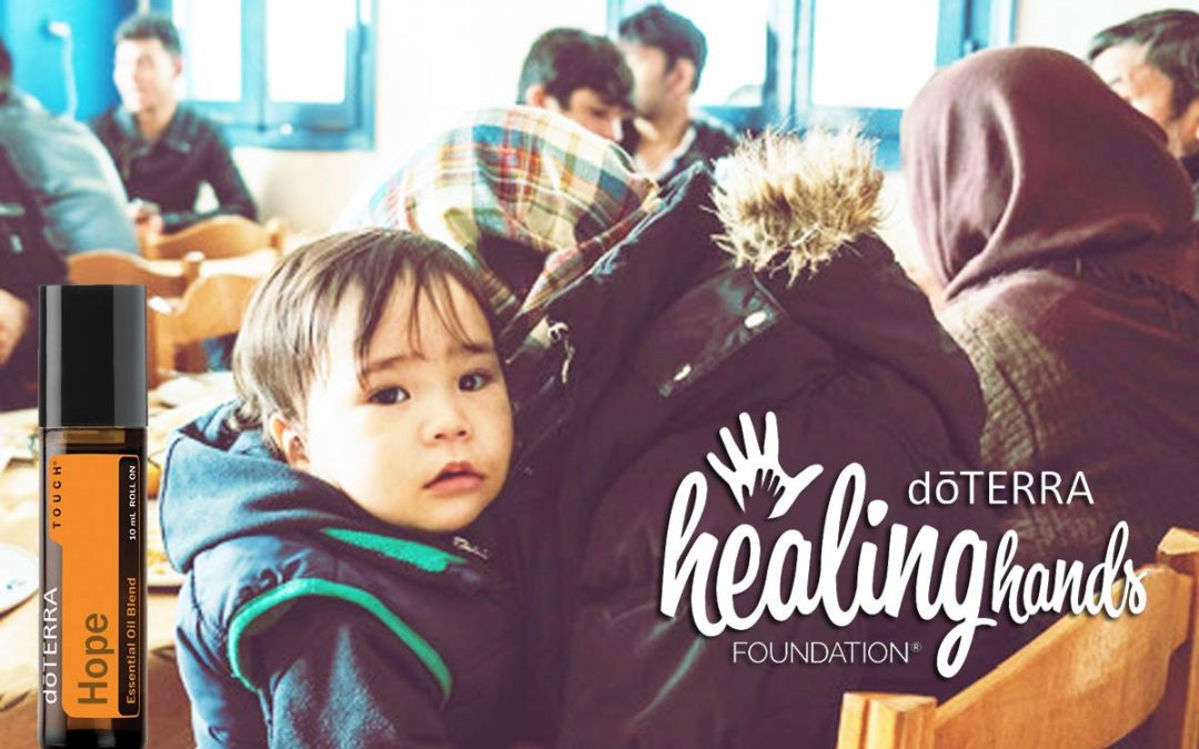 Healing Hands – doTERRA Kampagne für Lesbos