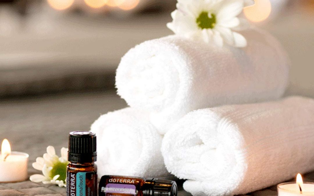 Aroma Touch – Berührung mit ätherischen Ölen