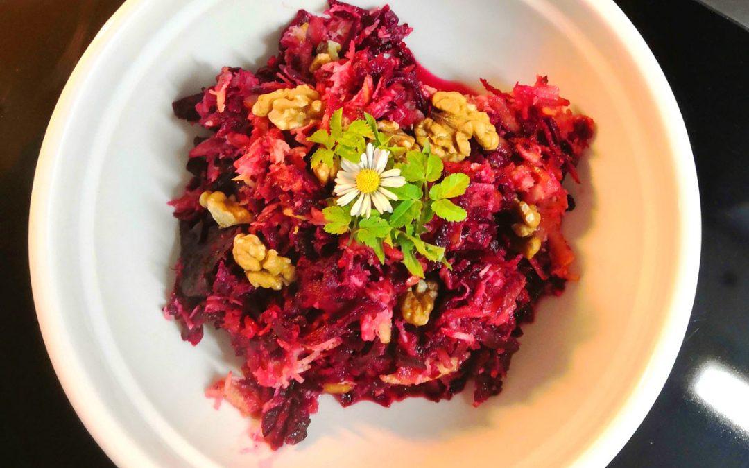 Power Salat für Energie und beste Laune