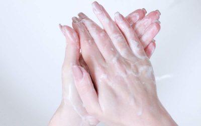 Ein gutes Gefühl: Desinfektion.  DIY Desinfektionsmittel mit ätherischen Ölen
