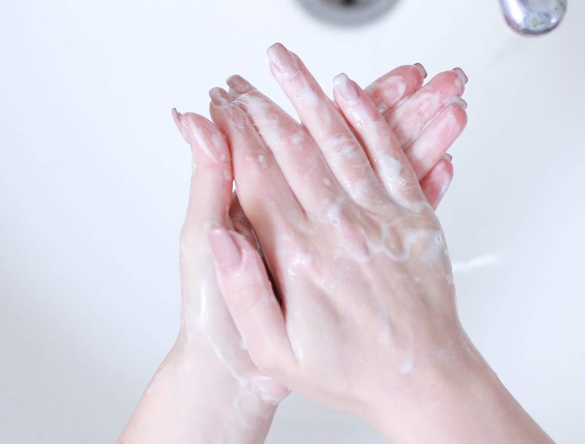 Ein gutes Gefühl: Desinfektion der Hände - DIY mit ätherischen Ölen