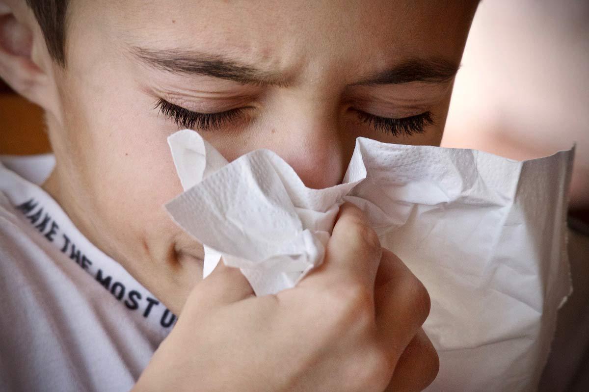 Eucalyptus & Air bei Erkältung - auch für Kinder