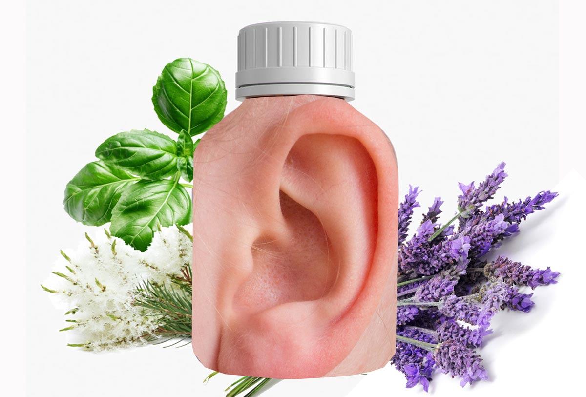 Ohrenschmerzen - welche ätherischen Öle helfen?