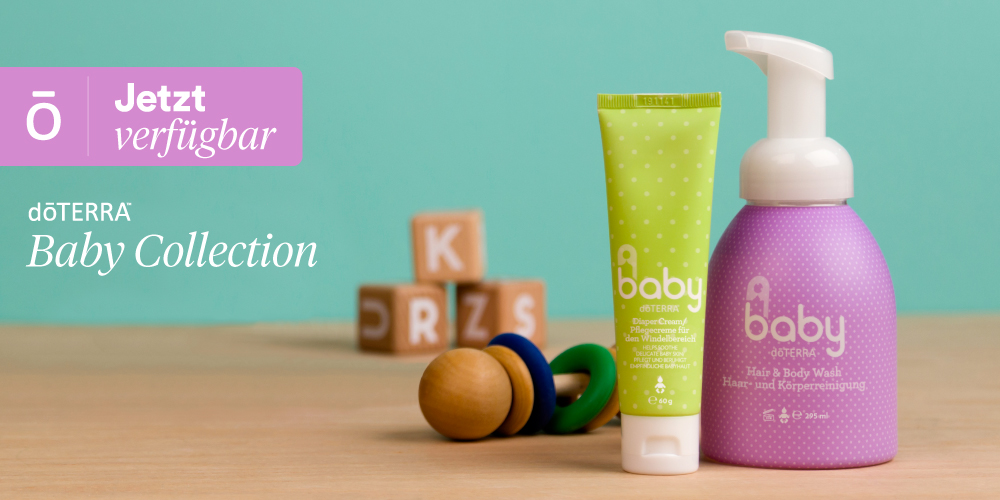 doTERRA Angebot: Babycollection