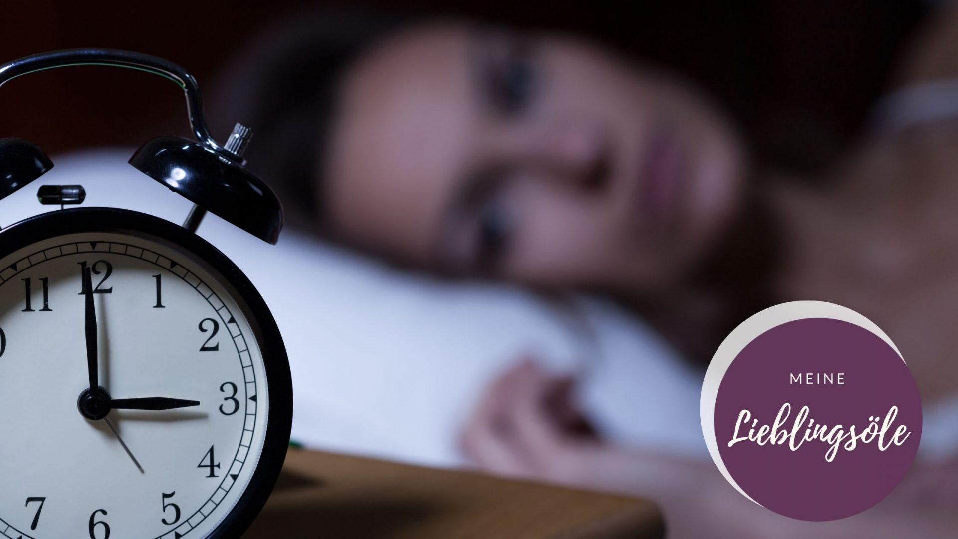 Schlaflosigkeit, was tun?
