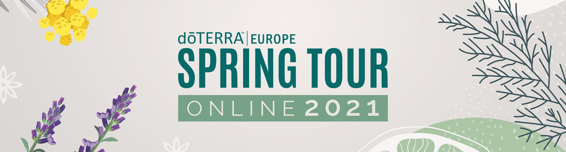doTerra Spring Tour