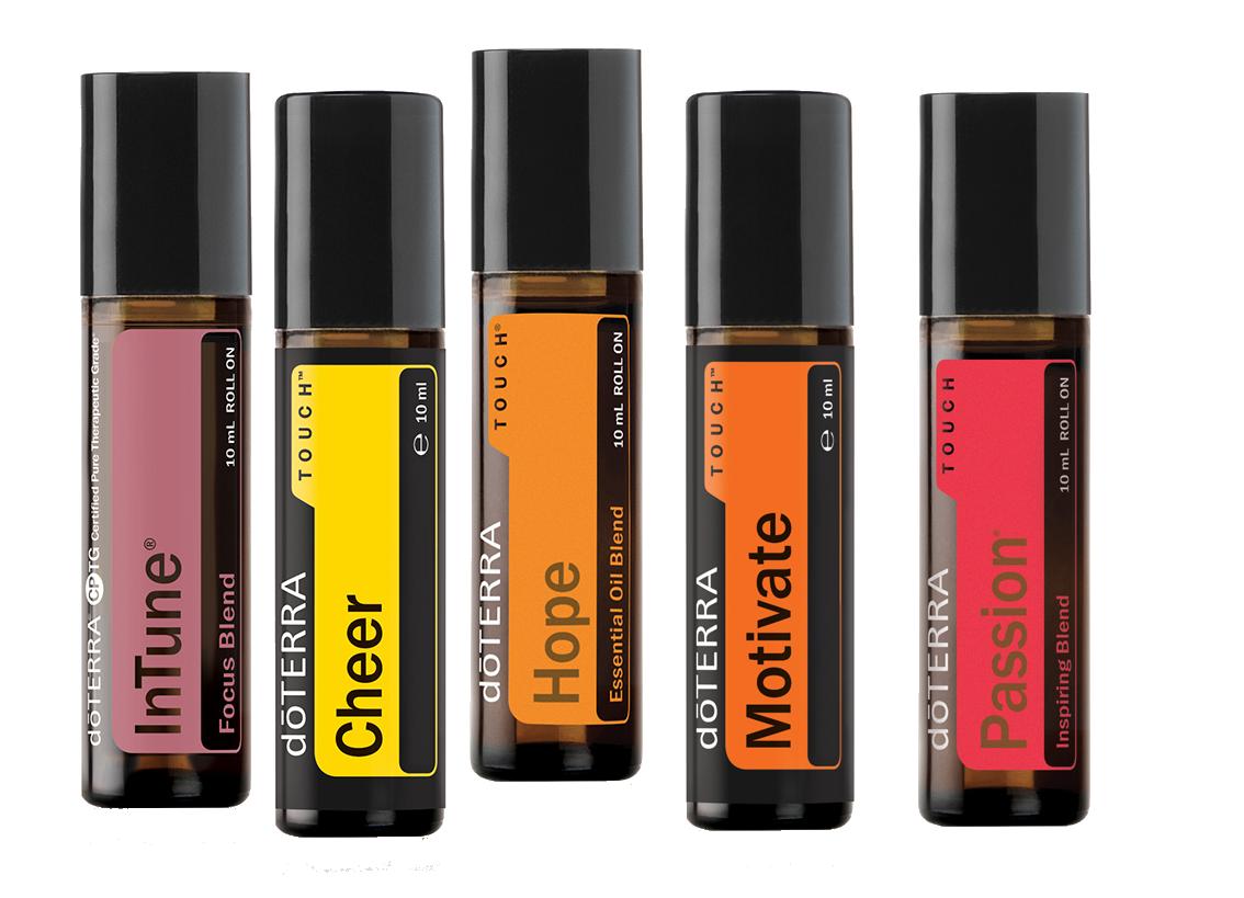 Ätherische Öle für Coaching: Emotional Aromatherapie Kit